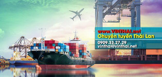 Vinthai - địa chỉ vận chuyển hàng từ Thái Lan về Việt Nam