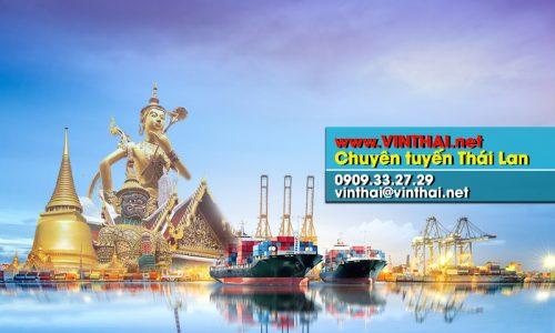 Dịch vụ chuyển hàng siêu tốc từ Thái Lan về Việt Nam