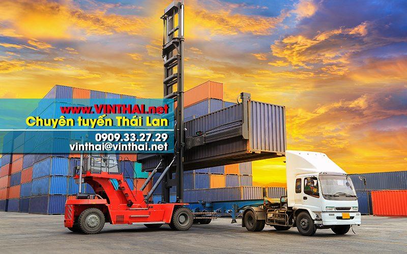 Dịch vụ chuyển phát nhanh đi Thái Lan chuyên nghiệp