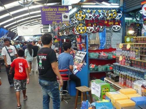 Thị trường người Việt đang ưa chuộng các mặt hàng tiêu dùng Thái Lan