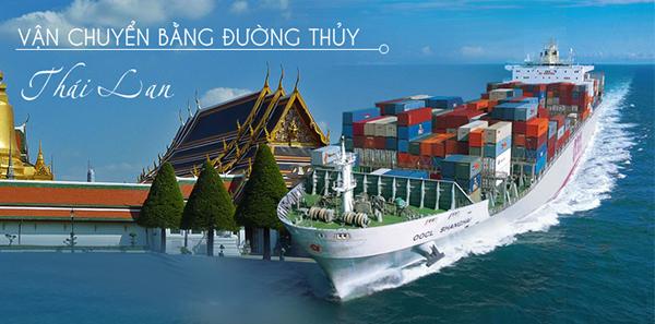 Van chyen hang Thai Lan