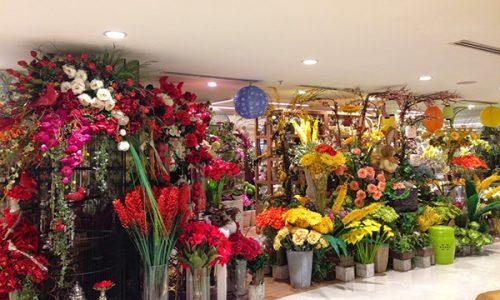 Nên mua hoa giả Thái Lan hay Trung Quốc?