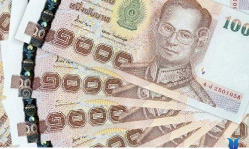 Tổng hợp các mệnh giá tiền Thái Lan