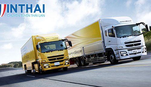 Dịch vụ vận chuyển hàng từ Thái Lan về Hà Nội giá tốt