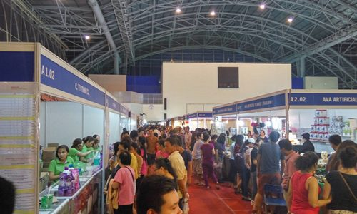 Khi nào có hội chợ hàng Thái Lan tại Việt Nam năm 2018?