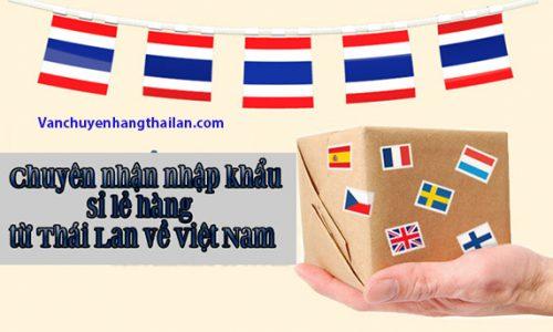 Nhập hàng Thái Lan ở đâu về bán có lợi nhất?