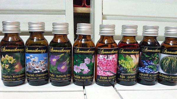 Tinh dầu thơm Thái Lan