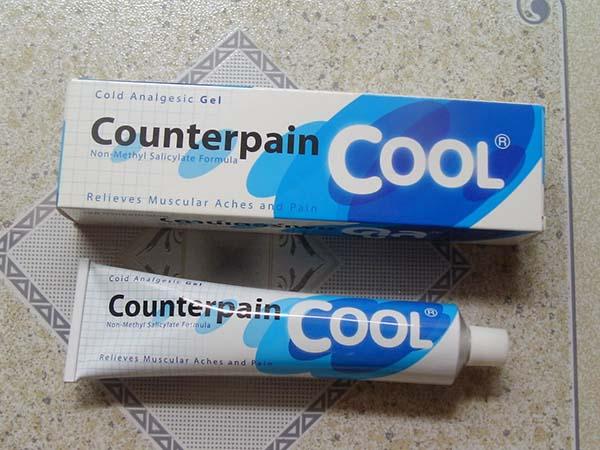 Dầu xoa bóp Counterpain