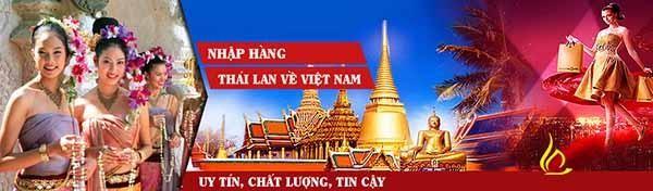 Sử dụng dịch vụ mua hộ hàng Thái là cách nhập hàng rất tiện lợi.