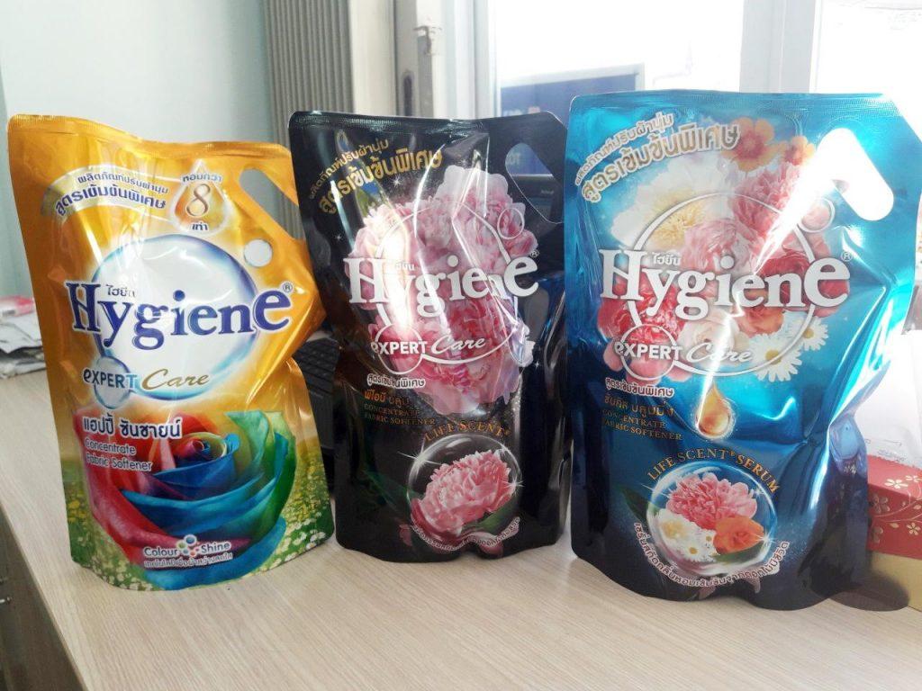 Hygiene không gây kích ứng, đảm bảo tiêu chuẩn an toàn