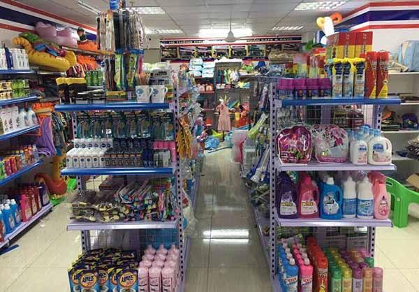 Siêu thị hàng Thái Lan