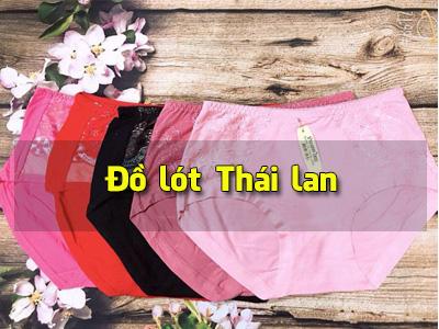 Chia sẻ nguồn hàng đồ lót nữ Thái Lan uy tín, chất lượng